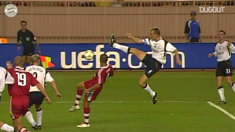 FC Bayern's greatest Super Cup strikes. DUGOUT