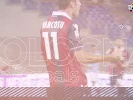 Bologna's top three goals away to Lazio. DUGOUT