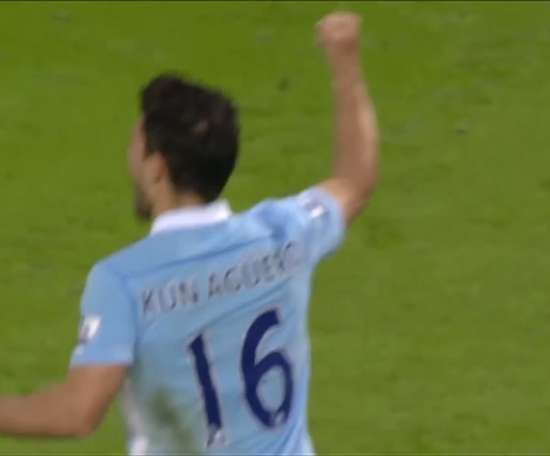 Aguero's top 5 City goals. DUGOUT