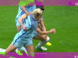 Le meilleur de Lucy Bronze lors de son premier passage à Manchester City. Dugout