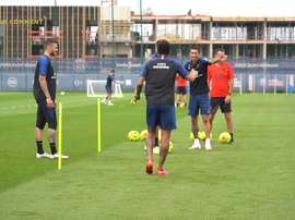 VIDEO: Watch PSG's best moments of the week at the training ground. DUGOUT
