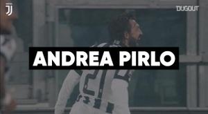 Il meglio di Andrea Pirlo con la Juventus. Dugout