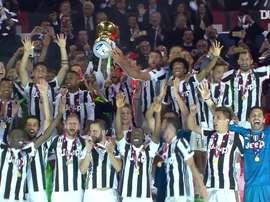 Juventus atropela Milan e fatura Copa da Itália de 2018. DUGOUT