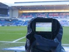 Pitchside: Rangers beat Celtic 1-0 at Ibrox. DUGOUT