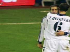 Raúl's goals 2000-01. DUGOUT