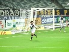 Vasco's best goals of 2020. DUGOUT