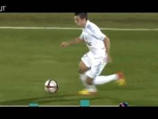 VIDÉO : La belle tête de Loic Rémy contre le PSG. dugout