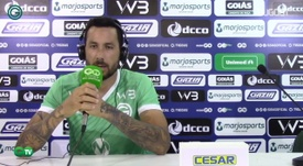 Ariel Cabral projetou reta final do Brasileirão para o Goiás. DUGOUT