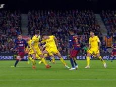Ronaldinho y Messi, los magos del Barça. DUGOUT