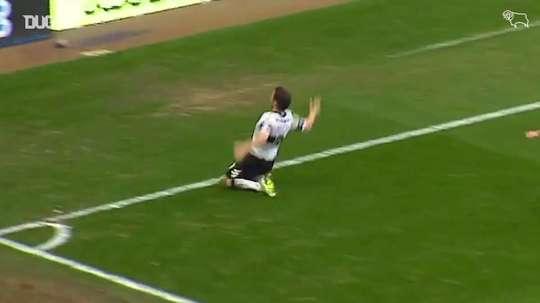 VIDÉO: Les meilleurs buts de Derby County contre Bournemouth. Dugout