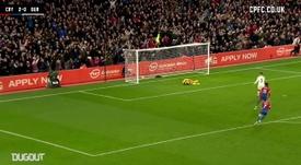 VIDÉO: Le but magnifique de Townsend contre Burnley. Dugout