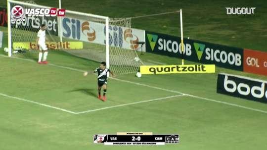 Vasco beat Atlético-MG at São Januário. DUGOUT