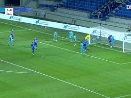 Al Nasr got a 1-0 victory over Baniyas. DUGOUT