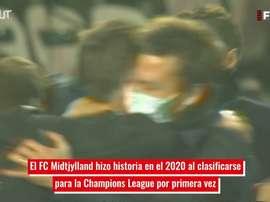 Así es el FC Midtjylland. DUGOUT