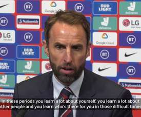 Southgate backed Maguire. DUGOUT
