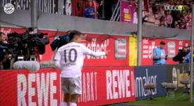 Les meilleurs moments de Coutinho au Bayern Munich. dugout