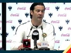 Solari cosechó su primera derrota como entrenador del América. Dugout