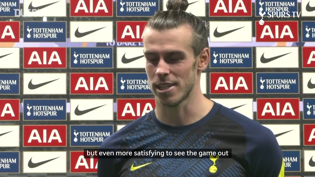 Bale Heads Winner As Spurs Go Second With Win Over Brighton