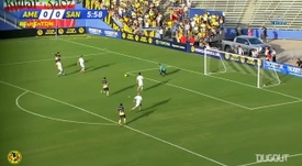 Club America beat Santos 3-0 in the friendly in 2018. DUGOUT