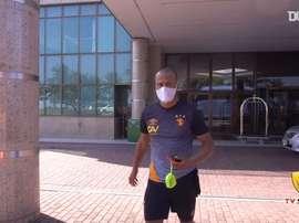 Sport e seu último treino antes de jogo contra o Vasco. DUGOUT