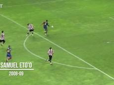 VIDÉO: TOP 5 buts Barcelone vs Bilbao. Dugout