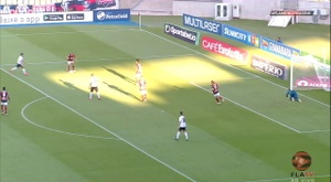 Com vitória por 2 a 0 sobre o Volta Redonda, o Flamengo avançou para a final da Taça Rio. DUGOUT