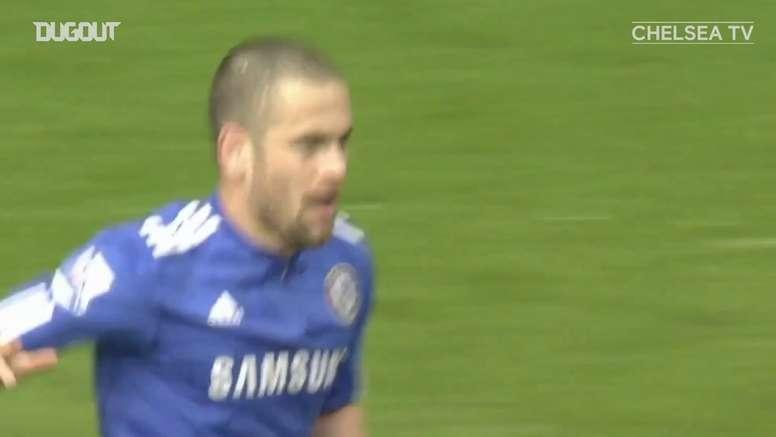 VIDEO : Les meilleurs buts de Chelsea à Old Trafford. Dugout