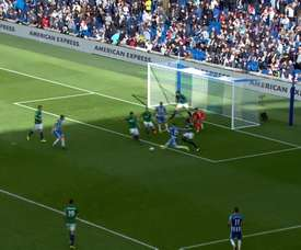 Brighton have scored some crackers versus West Brom in recent times. DUGOUT