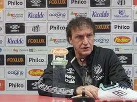 Cuca comentou a derrota por 2 a 0 contra o Internacional. DUGOUT