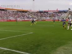 Esteban Paredes marcó este gol, de exquisita factura, hace dos años. Dugout