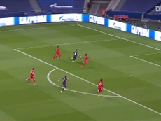 Le match énorme de Neuer en finale de Ligue des Champions 2020. dugout