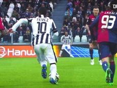 VIDÉO : les meilleurs moments de Carlos Tevez à la Juventus. Dugout