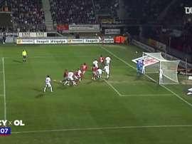 Baroš' best goals for Lyon. DUGOUT
