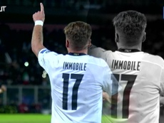 VÍDEO: así golea Immobile con Italia. DUGOUT