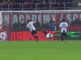 Juventus have scored some brilliant goals at AC Milan over the years. DUGOUT