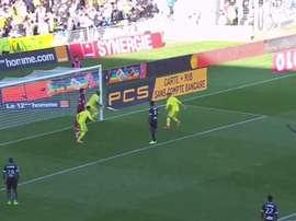 VIDÉO : le doublé de Nakoulma contre Angers. Dugout
