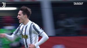 Federico Chiesa's double sinks AC Milan. DUGOUT