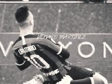 Lautaro, rey del gol en Milán. DUGOUT