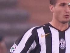Giorgio Chiellini, uma lenda da Juventus. DUGOUT