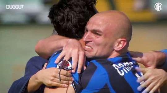A inesquecível tríplice coroa da Inter. DUGOUT