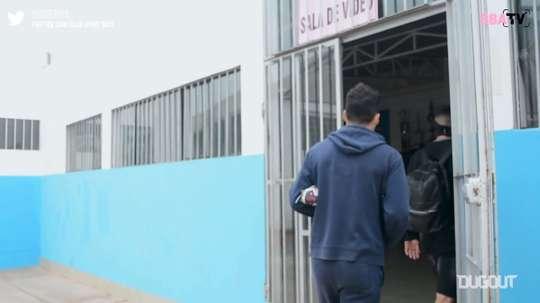 VÍDEO: Sport Boys dio inicio a la pretemporada. Captura/Dugout