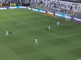 Santos smash Grêmio in 2020 Copa Libertadores quarterfinals. DUGOUT