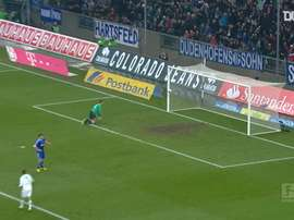 Raffael scores screamer against former club Schalke. DUGOUT