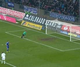 Raffael scores screamer against former club Schalke. DUGOUT