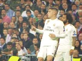 Hoje com 22 anos, Valverde vive sua segunda temporada com o time principal do Real Madrid. DUGOUT