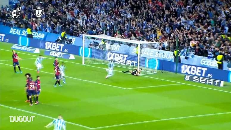 Martin Odegaard was brilliant in the 2019-20 Copa del Rey. DUGOUT