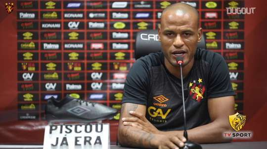 Patric fala da estreia do Sport no Brasileirão. DUGOUT