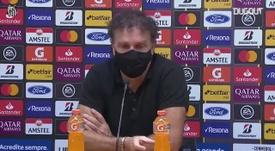 Santos e Olimpia empataram por 0 a 0, na Vila Belmiro, pela fase de grupos da Libertadores. DUGOUT