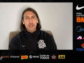 Cássio fala sobre Corinthians com Tiago Nunes. DUGOUT