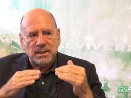 Brunoro, novo diretor executivo do Coritiba, explicou as mudanças no clube. DUGOUT